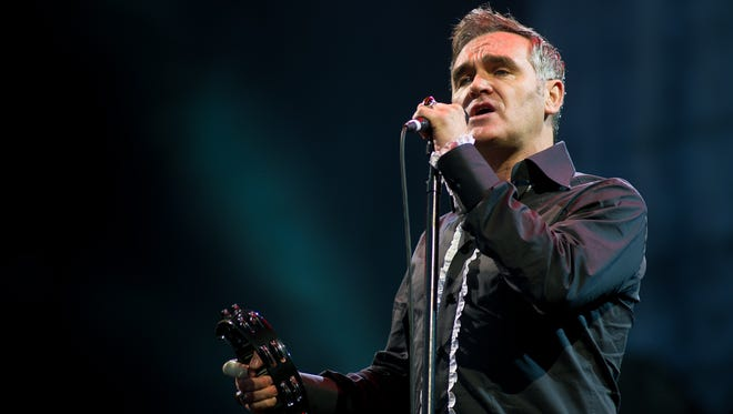 Morrissey is releasing his 'Autobiography' in the U.S. on Dec. 3.
