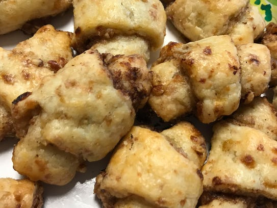 Gail Gertzog Vail's recipe for rugelach calls for cottage