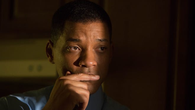 Will Smith stars in 'Concussion,' the film that examines the controversy surrounding head trauma in the NFL.