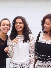 The Peguero Sisters play a Home for the Holidays show Saturday at Cup O Joy.