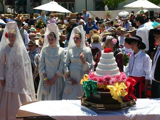 La Merienda event and famous cake.jpg