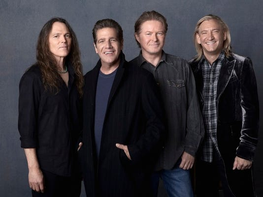 The Eagles will take the stage May 22 at the Don Haskins Center.
