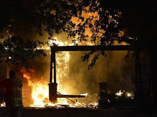 Fostoria-House Fire