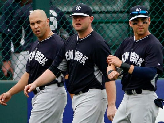 Yankees Pirates Spring Baseball