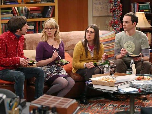 TV The Big Bang Renewal