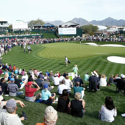 The Waste Management Phoenix Open has some big-time groups for its first two rounds at TPC Scottsdale. on the 10th tee Thursday and their second round at p.m. on the 1st tee Friday.