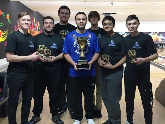 North Arlington bowling