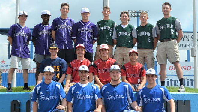 The 2018 Enquirer All-City Baseball Team is made up of players from the five city schools and voted on by the coaches and the Enquirer staff.