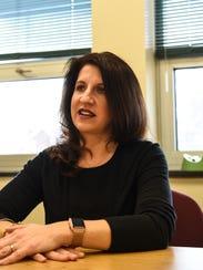 Jill Hulse, a third grade teacher at Fredericksburg