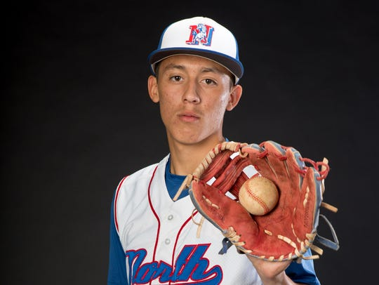 Francisco Valenzuela from Phoenix North, is azcentral