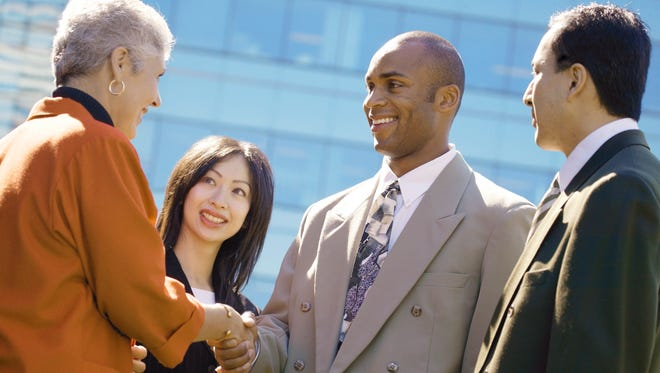 Networking is a key component of growing a tech business.
