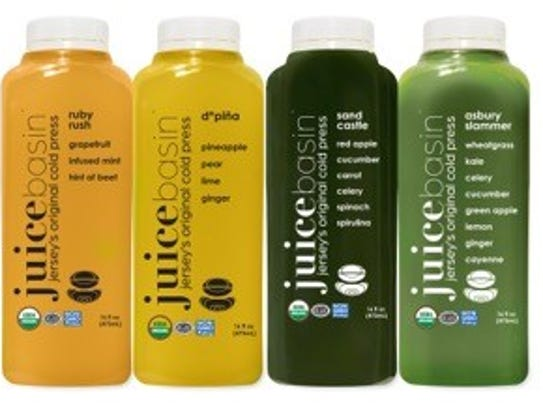 Juice Basin in Asbury Park offers juice cleanses.