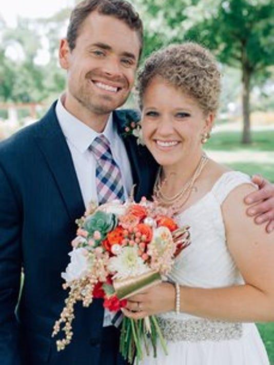 Weddings: Kaia Mogen & Kurtis Hedrick