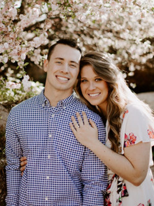 Engagements: Adam Guthmiller & Allison Koehn