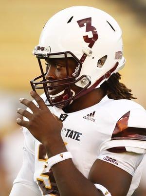 ASU quarterback Bryce Perkins attended Chandler High.