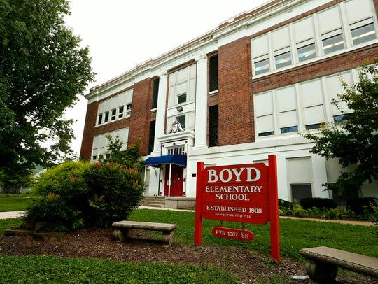 Boyd Elementary