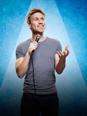 British comedian Russell Howard performs two shows