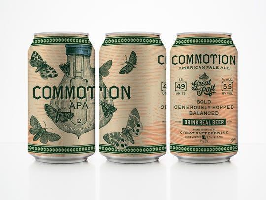 Commotion Pale Ale.