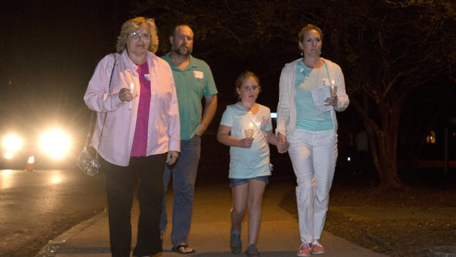 The Capital Area Healthy Start Coalition will hold its annual Walk to Remember event Thursday evening at Saint Paul's United Methodist Church, 1700 North Meridian Road.