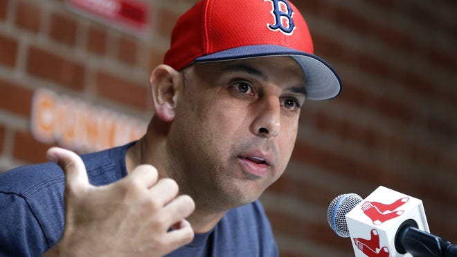 Former Red Sox manager Alex Cora was named a finalist for Boston's open managerial position. Among the finalists, Cora is the only one with previous major league manager experience. Cora was dismissed from his position in January after he was suspended for one-year by Major League Baseball for his role in the 2017 Houston Astros cheating scandal when he was a bench coach for former Astros manager AJ Hinch who was also fired and suspended for a year as a result of the cheating scandal. Hinch has since been hired as manager by the Detroit Tigers.