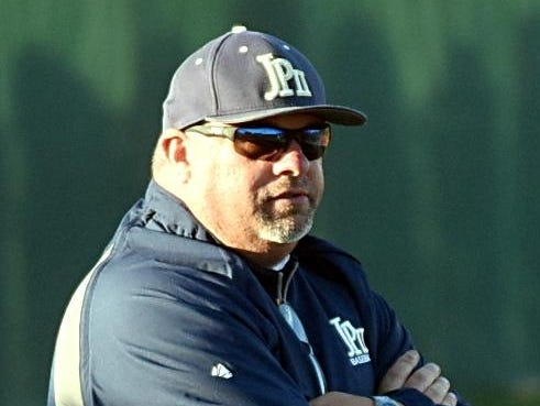 Pope John Paul II High ninth-year head baseball coach Michael Brown informed his players that this will be his final season at the helm of the program on Friday evening.