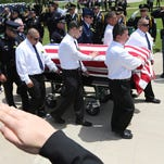 Officer down: Police deaths hit a 5-year high