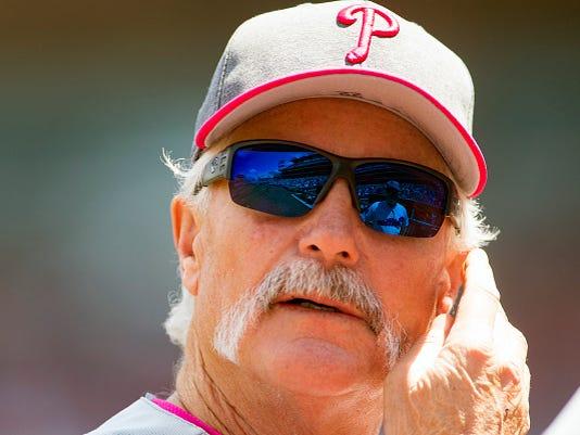 MLB: MAY 14 Phillies at Nationals