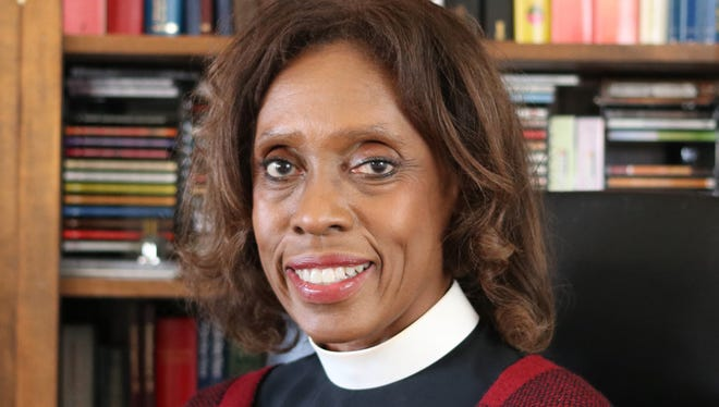 The Rev. Viviane Thomas-Breitfeld, who lives in Brookfield, has been elected bishop for the South-Central Synod of Wisconsin of the Evangelical Lutheran Church in America. She is the second African-American woman to hold that position in the U.S. and the first in Wisconsin.