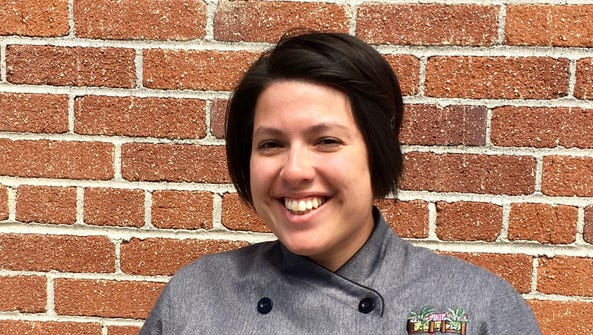 Jessica Shapiro of the Cheese Board is competing in
