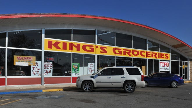The owners of King's Grocery said he has plans for a food truck park in the store's parking lot. Anil Parikh owner of King's Grocery located in the 1800 block of 9th said he has plans to change a portion of his grocery store parking lot into a food truck park.