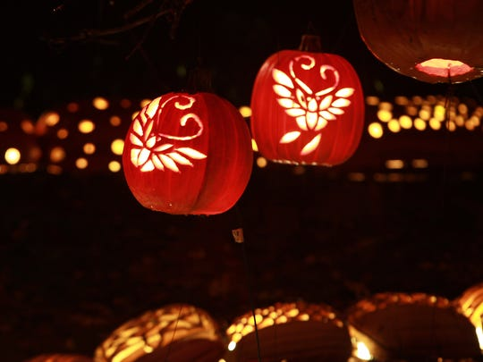 The Great Jack O' Lantern Blaze is just one of the