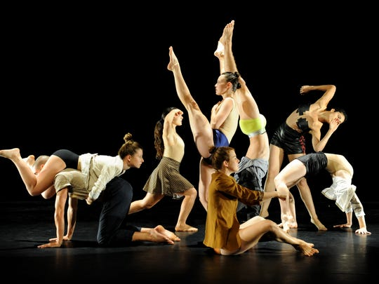 The 22nd Annual Choreography Festival will be held Saturday and Sunday at the McCallum Theatre