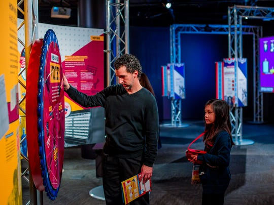 When did you first vote in a presidential election, or when will you be eligible?  Find out in 'Headed to the White House' at the National Constitution Center.