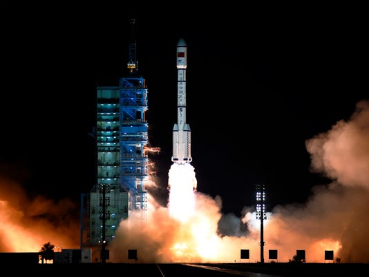 AP CHINA SPACE I CHN