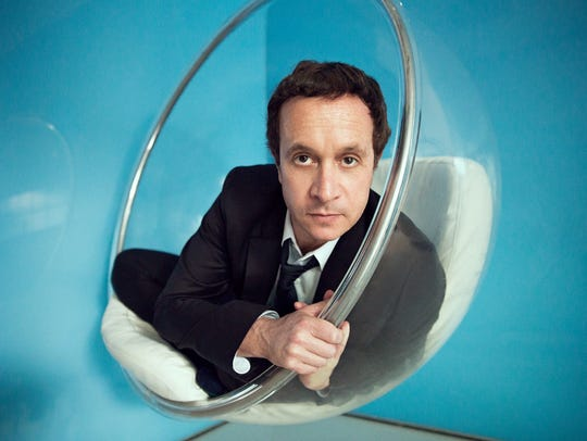 Comedian Pauly Shore will perform at the Off the Hook