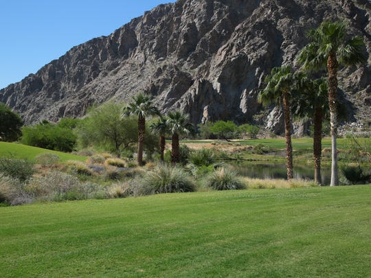 Construction will begin from this site for La Quinta's Silverrock Resort development project, Monday, May 1, 2017.