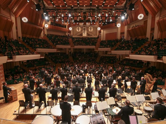 The CSO taking bows at the Hong Kong Arts Festival on its recent tour to Asia.
