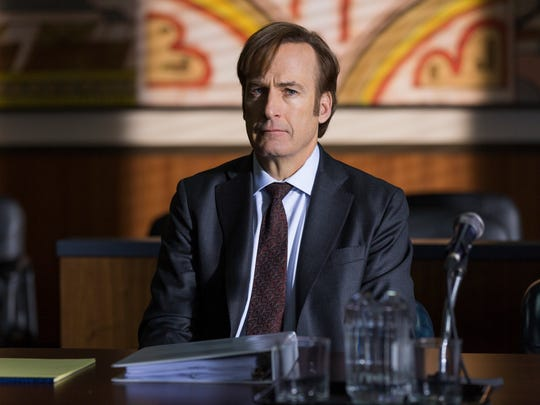AMC's 'Better Call Saul' lead character Jimmy McGill (Bob Odenkirk).
