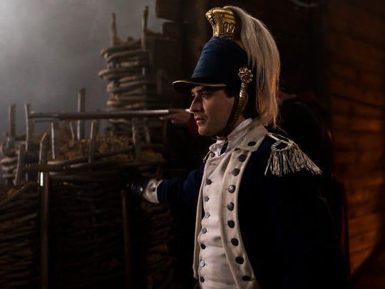Seth Numrich as Ben Tallmadge