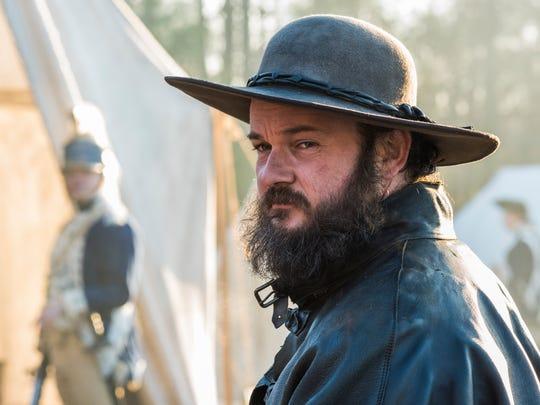 Daniel Henshall as Caleb Brewster