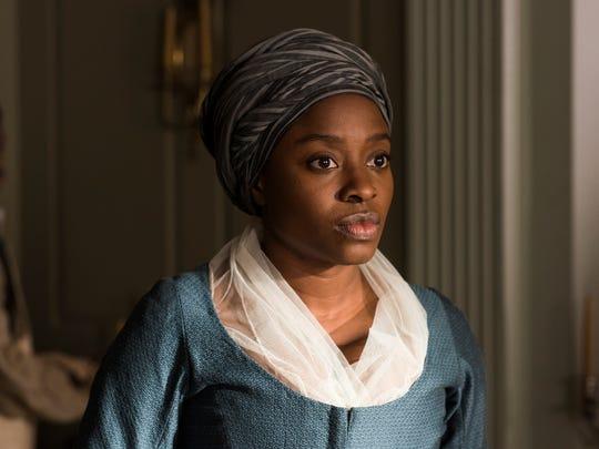 Idara Victor as Abigail