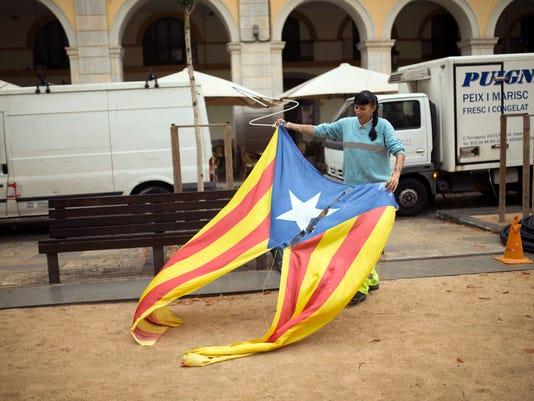 AP SPAIN CATALONIA I ESP