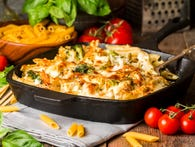 Get comfy with casseroles