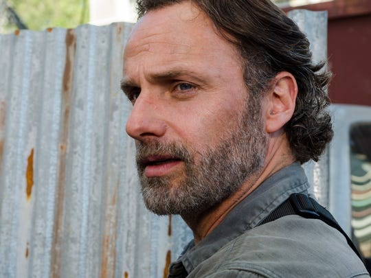 """The departure of Andrew Lincoln would be momentous for the long-running """"The Walking Dead."""""""