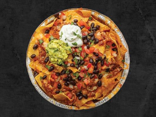 Cafe Rio nachos