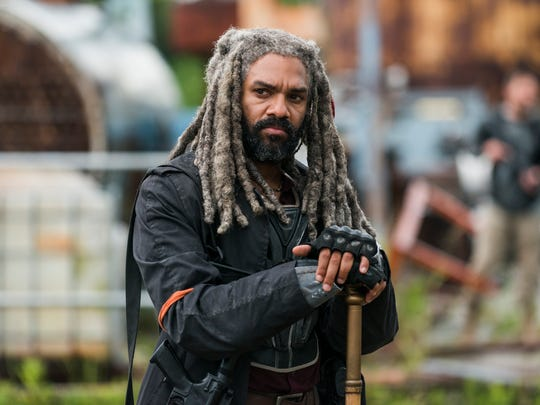 "Khary Payton — aka Ezekiel on ""The Walking Dead"" — will be among the celebrity guests at Bubba Fest in Knoxville."