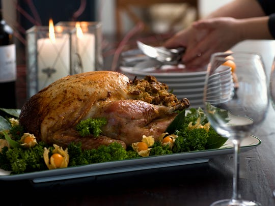 What are the best wines to serve with Thanksgiving turkey