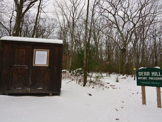 Bear Hill Preserve is a privately owned park that is