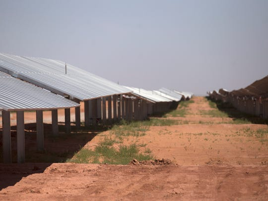Construction of the Kayenta Solar Project generated approximately $3 million in tax revenue for the Navajo Nation.