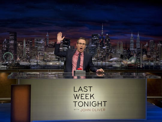 "John Oliver's ""Last Week Tonight"" recently was renewed through a seventh season in 2020."